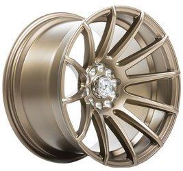 """Felgi aluminiowe 18"""" 59 North Wheels D-005 18x10,5 ET15 5x114,3/120 Matte Bronze"""