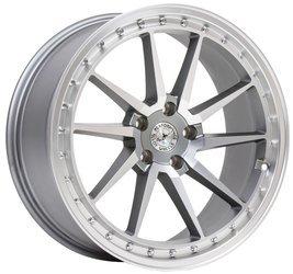 "Felgi aluminiowe 19"" 59 North Wheels S-001 19x8,5 ET38 5x108 Matte gunmetal"