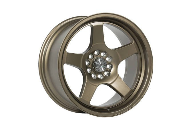 """Felgi aluminiowe 18"""" 59 North Wheels D-004 18x9,5 ET20 5x114,3/120 Mattebronze"""