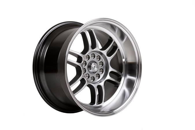 "Felgi aluminiowe 18"" 59 North Wheels D-006 18x10,5 ET15 5x114,3/120 Hyperblack/polished"