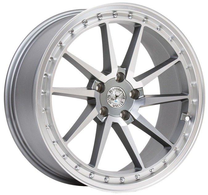"Felgi aluminiowe 19"" 59 North Wheels S-001 19x8,5 ET38 5x112 Matte gunmetal"