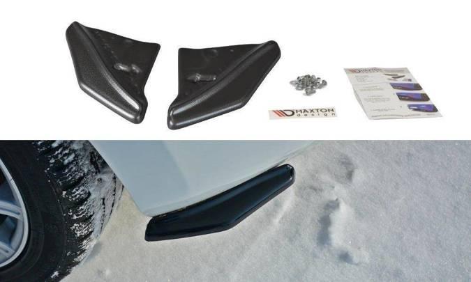 Splittery tylne boczne Maxton Kia Cee'd / Pro Cee'd GT MK2 (czarny połysk)